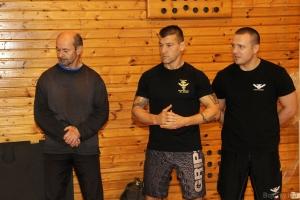20141210-11 TacFit seminář - Policejní akademii v Praze
