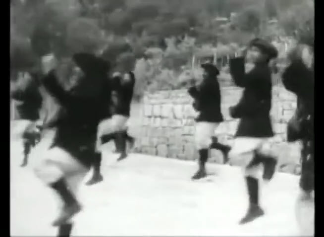 1898-1900 French boxing (savate) in the military