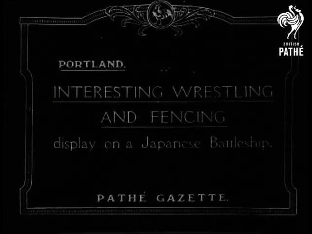 1914-1918 Interesting Wrestling