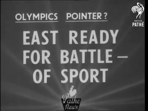 1950 East Ready For Battle – Of Sport
