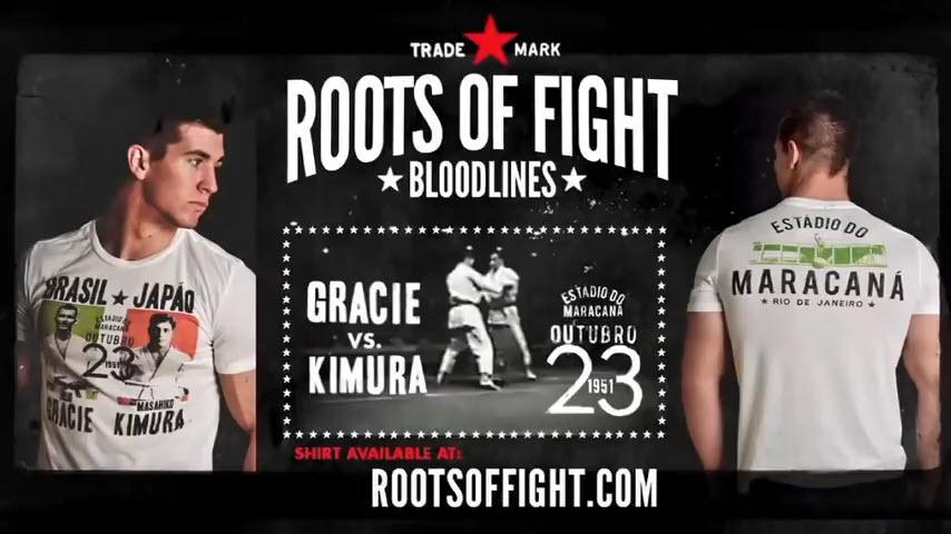 1951 Gracie vs. Kimura – October 23, 1951 (Maracanã Stadium – Rio de Janeiro, Brasil)