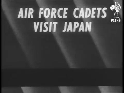 1962 U.S. Cadets Visit Japan