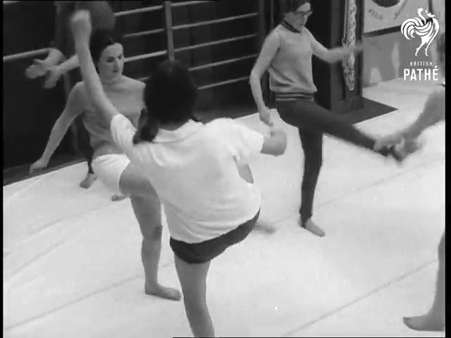 1969 Self Defence For Ladies