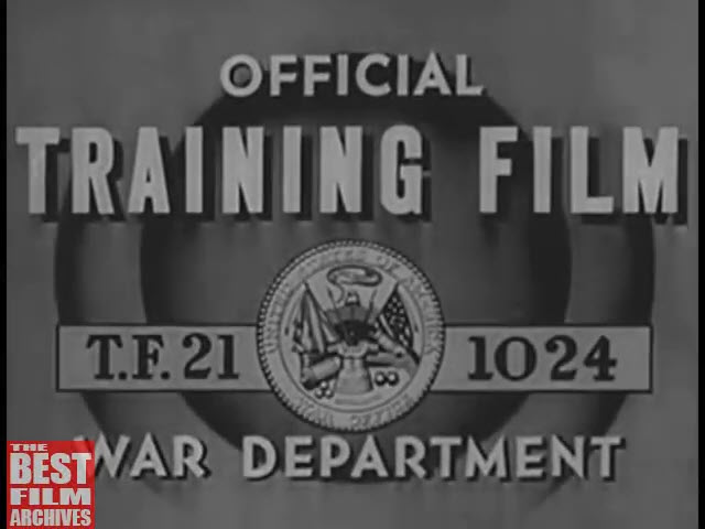 Kill or Be Killed – U.S. Army WW2 Training Film