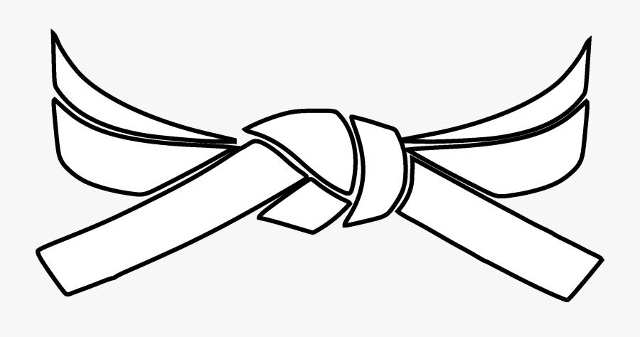 8.kyu – vázání pásku (krátká verze)