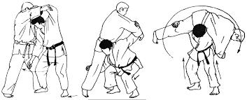 1.kyu – Kata guruma