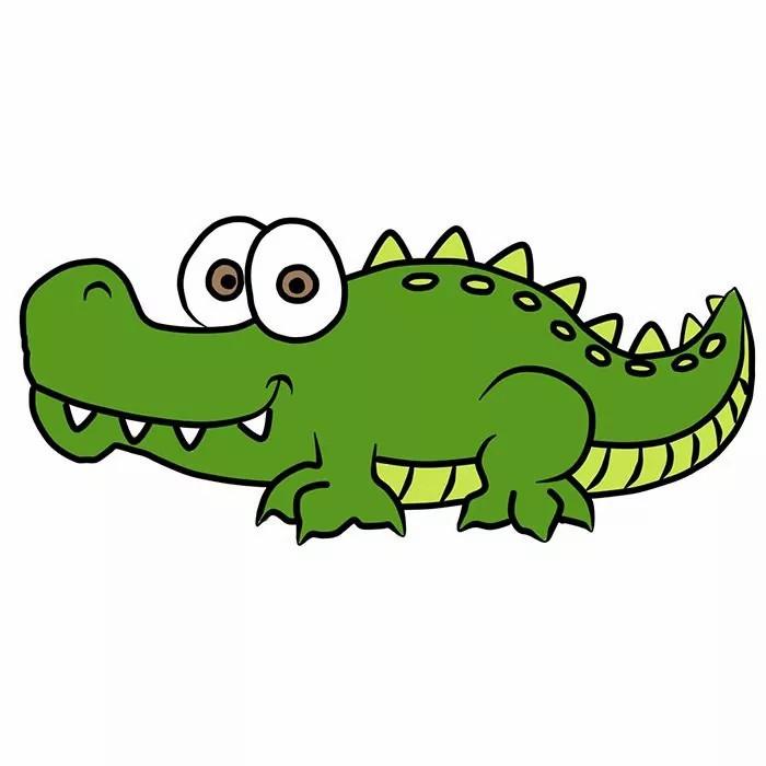 8.kyu – krocení krokodýla