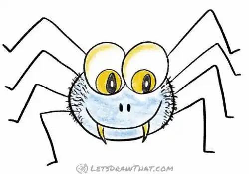 8.kyu – pavoučí plavání